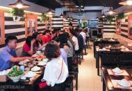 Cho thuê nhà mặt phố Thái Hà - Đống Đa, làm Nhà hàng