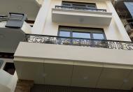 Cho thuê nhà mới hoàn toàn Tôn Thất Thuyết 120m x 6T + hầm, thông sàn