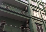 Cho thuê nhà mạc thái tổ 4 tầng, đủ đồ, ngõ ô tô tránh, giá 17tr/th