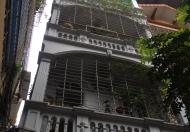 Bán gấp nhà ngõ 85 Xuân Thủy, Cầu Giấy. 5 tầng mới, 48m2, mặt tiền 4.3m.