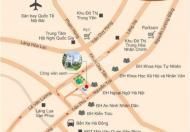 Bán gấp lô đất BT KĐT Phùng Khoang chủ đầu tư tập đoàn Nam Cường 140m2 MT 8,65m ĐN