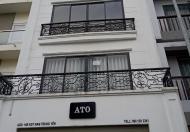 Cho thuê nhà mới tại khu liền kề A10 nam trung yên 100m2 x 5T thông sàn, giá 44tr/th
