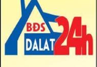 Cần bán gấp đất XD gần trung tâm đường Mai Hoa Thôn, Đà Lạt giá 3.75 tỷ - BĐS Đà Lạt 24h