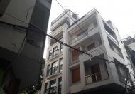 Cho thuê nhà vị trí đẹp tại 17 Hoàng Ngọc Phách, 80m2x5T, thông sàn.