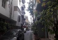Cho thuê nhà mặt ngõ ô tô Thái Thịnh, 75m2x5T, sàn thông...