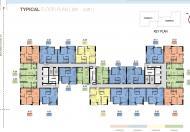 Căn hộ A03, A04 tại dự án Aurora Residences 1 PN, 1 WC - 50,7m2 giá chỉ 1,57 tỷ, nhận nhà quý