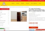 Tủ Lạnh Chính Hãng Giá Rẻ tại Điện Máy Đức Đạt