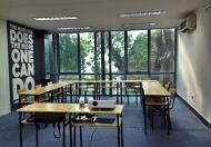 Cho thuê văn phòng 100m2, mặt tiền 7m thiết bị cao cấp giá 25tr/tháng mặt phố Lý Nam Đế, Hoàn Kiếm