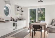 Cho thuê căn hộ Usilk City 3 PN 116m full đồ 9 triệu/tháng
