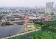 Bán căn biệt thự liền kề khu Gamuda. Diện tích 90m2, trả chậm 12 tháng. View thoáng.