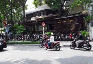 Cho thuê rẻ nguyên căn biệt thự 32 x 32m góc 2 mặt tiền Trương Định Q3 TP.HCM, 28000 USD/ tháng.