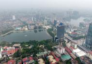 Cho thuê căn hộ CC tòa 27 Huỳnh Thúc Kháng, diện tích 107 m2 3PN,2VS