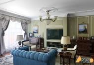 Cho thuê căn hộ Hưng Phúc Happy Residence DT 97m2 3PN 2WC lầu cao view biệt thự, giá tốt 1100$/tháng.