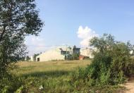 Gia đình có lô đất nền mặt tiền ngay gần khu đô thị Mỹ Phước,Bình Dương cần bán gấp.
