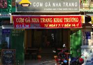 Sang Lại Quán Ăn Vị Trí Đẹp MT Đường 449 P.Tăng Nhơn Phú A, Quận 9. Giá 150tr. LHCC: 0937013768