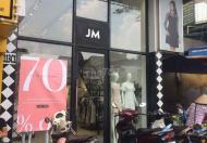 Cho thuê cửa hàng MP Phạm Ngọc Thạch, 90m2,mt 4.3m,kinh doanh đỉnh
