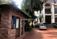 Biệt thự Thảo Điền cho thuê, DT 1000m2, 3 lầu, sân vườn + hồ bơi