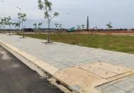 Đất nền dự án trung tâm Núi Thành, Quảng Nam, view sông .