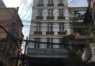 Cho thuê nhà nguyên căn mặt tiền đường Nguyễn Trãi, Q.5.