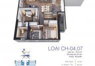 Cho thuê căn hộ FLC 265 cầu giấy