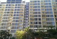 Bán căn hộ Saigon Airport Plaza 2pn-95m2, đủ nội thất, tầng cao, giá 4.1 tỉ. LH 0931.176.338