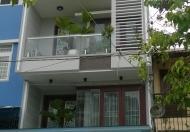 Bán nhà Hẻm 5m Nguyễn Ngộc Lộc P.14 Q.10 ,DT: 7 x 11m , 6 lầu, HĐ thuê 80tr/th, Góc 2 MT