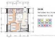 Bán chung cư A10 Nam Trung Yên, CT2, 1605(60,5m2) và 1810(100.1m2), giá 27tr/m2. LH 0983142218 - [ban24h.net]