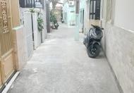 Bán nhà 1 lầu hẻm 14 đường Nguyễn Duy Phường 9 Quận 8