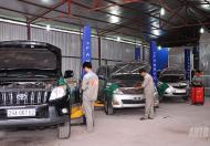 Cần nhượng lại gara ô tô 400m2 full đồ đường Vườn Cam, Nam Từ Liêm.LH: 0942857357