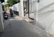 Bán lô đất kiệt gần Hà Huy Tập, An Khê, Thanh Khê, giá rẻ