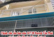 Chính chủ cần bán nhà 167/38 Huỳnh Tấn Phát, phường Tân Thuận Đông, Quận 7