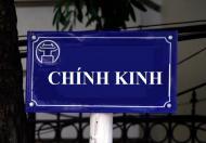 Bán nhanh mảnh đất Phố Chính Kinh, vị trí đẹp, rẻ như cho, 65m² chỉ 3.2 tỷ 0849277053
