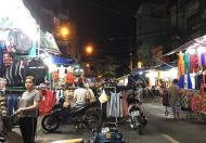 Bán nhà mặt tiền chợ hạnh thông tây phường 11 gò vấp, dt 4 x 17. 3 lầu giá 10ty500