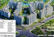 Căn hộ Emerald Celadon Tân Phú, Block E, căn E13-20, view hồ lớn 3PN 112m2. Giá 4.75 tỷ