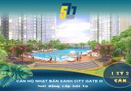 Cần chuyển nhượng gấp căn hộ 2pn dự án City Gate 3 chênh lệch 40 triệu