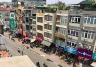 Bán nhà mặt phố Kim Ngưu, vỉa hè 5m, kinh doanh sầm uất 70m2x4t, giá 13.5 tỷ