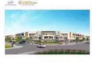 Sắp ra mắt 63 căn shophuse cuối cùng tại Centa City vsip bắc ninh - giá CĐT 0981206482