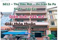 CHÍNH CHỦ CẦN BÁN KHÁCH SẠN TẠI SA PA 6 TẦNG - số12 – Thủ Dầu Một – thị trấn Sa Pa – Sa Pa – Lào