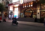 MT đường Ký Con, phường Nguyễn Thái Bình, Q1. DT: 4.1m x 18m, sổ hồng công nhận 1 hầm 6 lầu, thang máy, giá 39.5 tỷ.