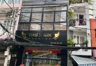 Bán gấp nhà mặt tiền Lê Thị Riêng, Bến Thành, Quận 1, 1 trệt 2 lửng 2 lầu