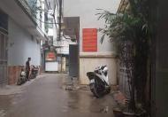 Bán nhà Nguyễn Trãi 52m2, mặt tiền 4.7m 3.55 tỷ, cách ô tô chỉ 10m.