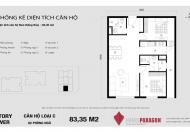Nhận nhà ở ngay chỉ cần 15% GTCH căn hộ cao cấp trung tâm quận Cầu Giấy, full nội thất