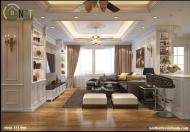 Chính chủ thiện trí bán căn hộ 105m2, tòa Green Park Tower, Dương Đình Nghệ, Lh 0975118822