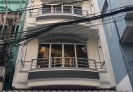 Bán nhà 4.3x20, 4 tầng thuê 50 triệu, Đường D2, Phường 25 Bình Thạnh, Giá 15 tỷ.