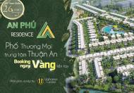 Đất nền mặt tiền DT743A Thuận An chỉ 1.6 tỷ/ lô
