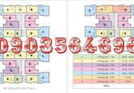 Sở hữu liền tay căn hộ CT4 Phước Hải 2 phòng ngủ 66m2 rẻ nhất của tòa nhà – lh yên 0903564696