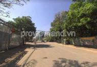 Bán lô đất mặt tiền đường Nguyễn Văn Hưởng Thảo Điền Q2 740m2 diện tích sổ hồng