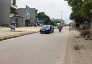 Bán đất mặt đường Máng Nước ngay cổng Hoàng Huy, An Đồng