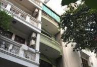 Gia đình cần bán nhà 2 MT đường Thành Thái, P14, Q10, DT: 4.3X14m , 5 tầng ,giá : 14 tỷ TL