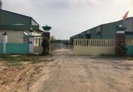 Bán nhà xưởng trong diện tích 5ha, mặt tiền QL22B, Gò Dầu, Tây Ninh